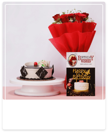 1 Online Cake Flowers And Gifts Delivery In India Winni